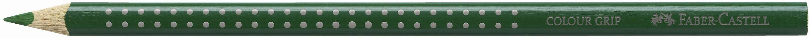 Pastelka Color Grip / 167 permanent olivová Faber Castell - Akvarelové pastelky Faber Castell - Akvarelové pastelky