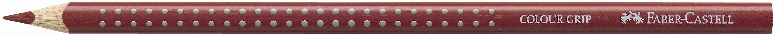 Pastelka Color Grip / 192 indická červená Faber Castell - Akvarelové pastelky Faber Castell - Akvarelové pastelky