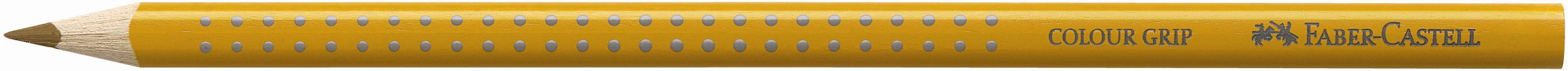 Pastelka Color Grip / 283 pálená siena Faber Castell - Akvarelové pastelky Faber Castell - Akvarelové pastelky
