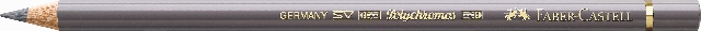 Pastelka Polychromos / 273 teplá šedá IV Faber Castell - Pastelky Polychromos Faber Castell - Pastelky Polychromos