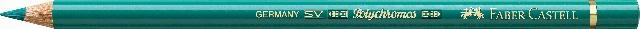 Pastelka Polychromos / 276 pálená chromová zeleň Faber Castell - Pastelky Polychromos Faber Castell - Pastelky Polychromos