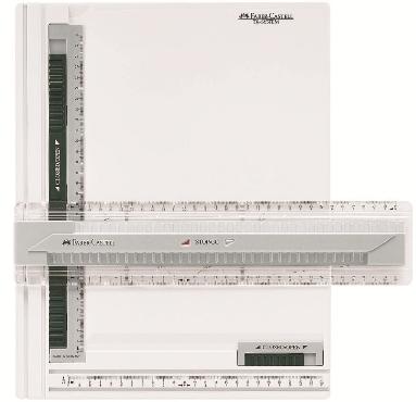 Rýsovací deska TK-SYSTEM A4 Faber Castell - Rýsovací deska TK-SYSTEM A3 Faber Castell - rýsovacím prkně