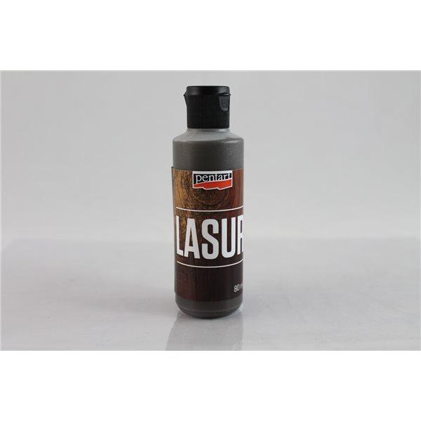 Lazura na dřevo - 80 ml - Walnut lazura PENTART